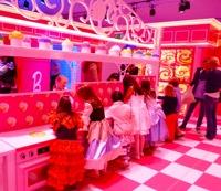 Barbie-Dreamhouse-Küche. Foto © Rose Wagner