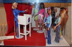 Barbie als Präsidentschaftskandidatin. Foto © B. Dorfmann / K. Schrey